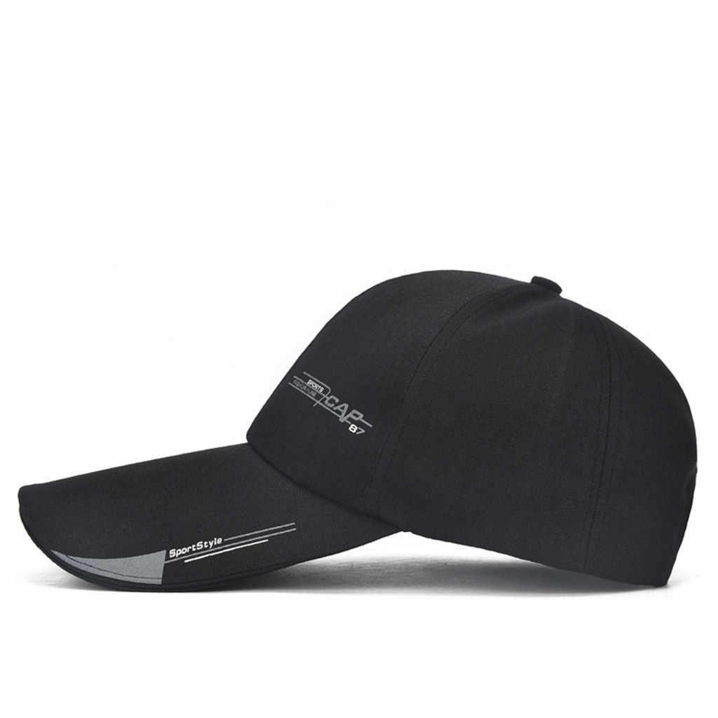 Delle donne Mans Cotone di Alta Qualità Ricamato Unisex Cappellini da baseball Regolabile Cappello di Hip-Hop Regolabile Del Cappello Del Sole All'aperto casual Cappello