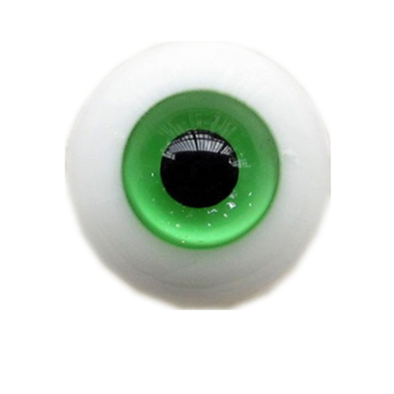 BJD Eyes Green Color 12mm 14mm 15mm