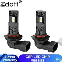 цена на Zdatt H10 LED Fog Lights 12V 24V Lamp H8 H11 led 9005 hb3 9006 hb4 H1 Foglights Daytime Running Light Bulb Turning Parking Bulb