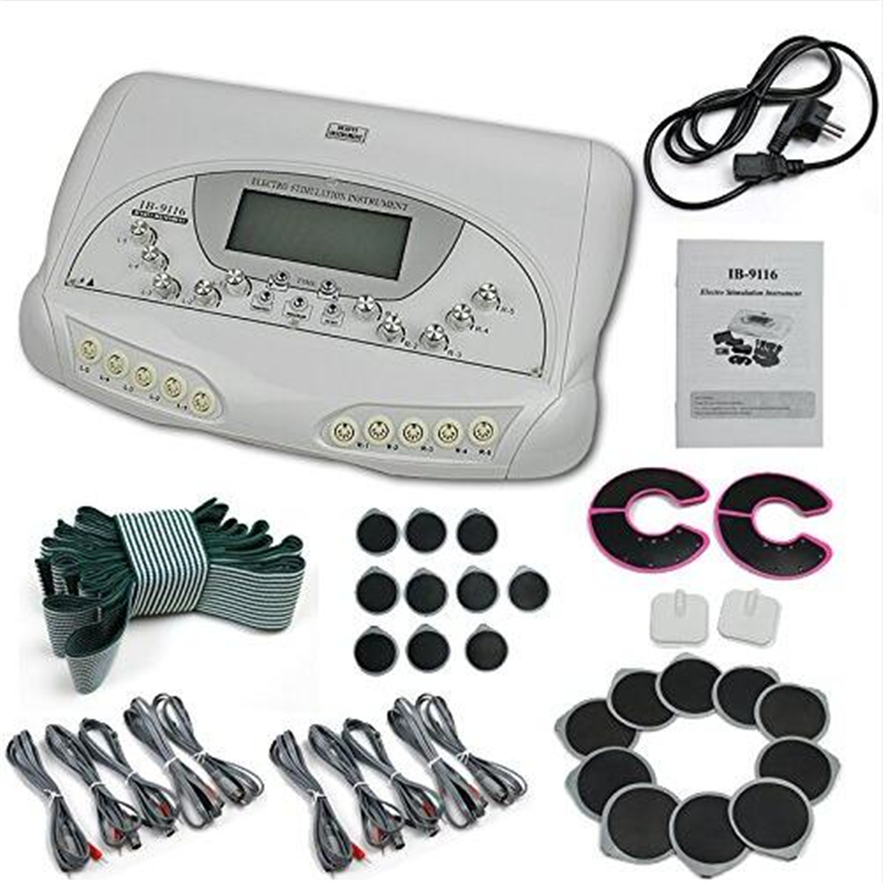2020 New The Perfect Body Shaping Beauty Instrument Electrode Muscle Stimulaton EMS Weight Loss Massage Fat Removal Machine