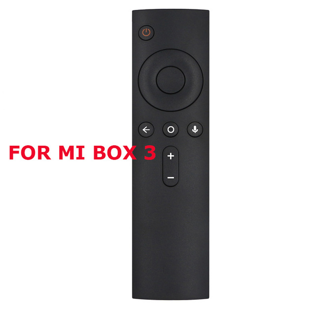 For Xiaomi Mi TV, Box S, BOX 3, MI TV 4X Voice Bluetooth Remote Control with the Google Assistant Control 5