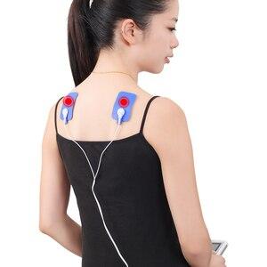 Image 5 - Multi funktion elektrische massager haushalts digitalen meridian zwischen frequenz bereichen hals lenden zervikale schulter acupunct