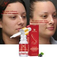 10ml de óleo essencial para o nariz que forma um belo cuidado do nariz remodelando óleo nariz entortar encantador soro creme tslm1