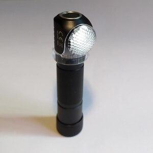 Image 4 - جديد NITECORE HC33 كشافات + الناشر الباردة الأبيض 1800LM كري XHP35 HD LED العلوي مقاوم للماء الشعلة التخييم السفر شحن مجاني