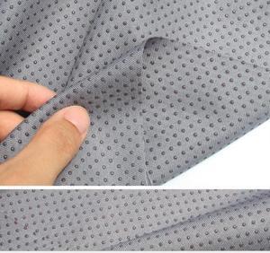 Image 5 - 60m רחב 145cm פוליאסטר אנטי להחליק בד גומי ללא החלקה גומי בד רגיל צבע ויניל שאינו תלוש על ידי מטר