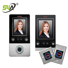 Door-Opener Fingerprint-Sensor Face-Recognition Access-Control Smart-Lock No-Touch Keyless