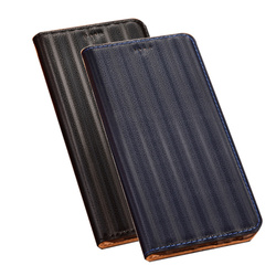 На Алиэкспресс купить чехол для смартфона luxury genuine leather phone bag card slot holder case for htc desire 19 plus flip cover for htc u19e phone case funda coque