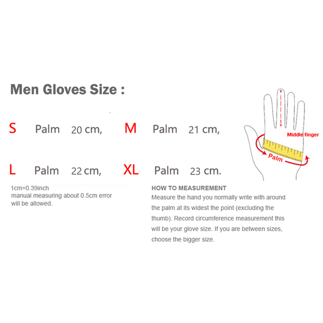 High Quality 2019 New Half Finger Men Genuine Leather Gloves Goatskin Gloves Fashion Men Breathable Driving Gloves Male Mittens 1