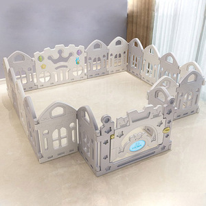 Baby Playpen Baby Fence Kids Play Yard Children Ball Pool Toddler Indoor Playground for Newborn with Free Playmat Boys Girls Toy