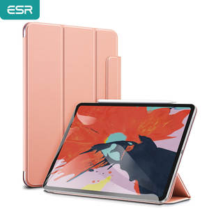 ESR iPad-Cover Auto-Case Shockproof Magnetic for Air-4 11'' Secure Silky-Smooth