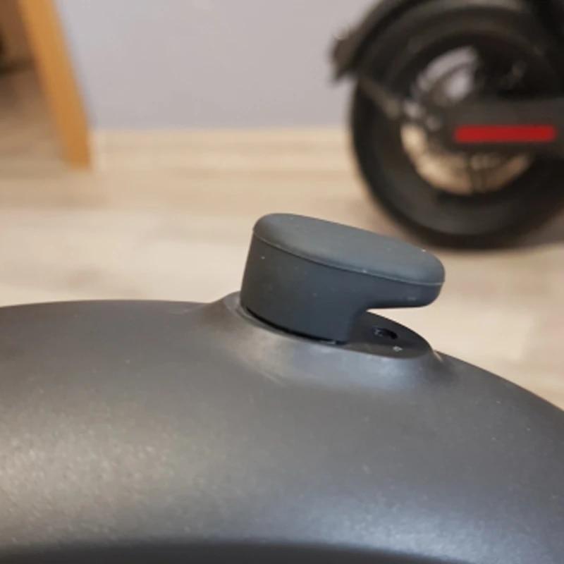 Hot Scooter Rear Mudguard Tire Mud Guard Screw Silicone Plug for Xiaomi M365//Pro