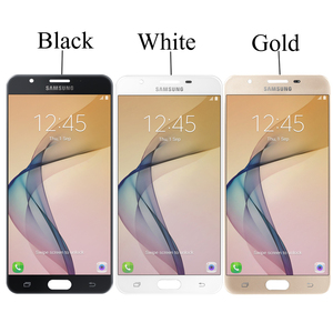 """Image 4 - 100% New Original 5.5"""" LCD For Samsung Galaxy J7 Prime G610 G610F On7 2016 G6100 Display Touch Screen Assembly+service package"""