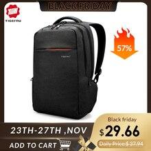 Tigernu 브랜드 배낭 남성 Splashproof 남자 배낭 배낭 학생 학교 배낭 가방 여성 컴퓨터 노트북 가방