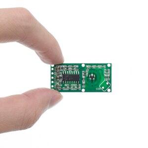 Image 4 - 50 Pz/lotto RCWL 0516 Interruttore di Induzione Del Corpo Umano Modulo Del Sensore Radar a Microonde Modulo Sensore Intelligente