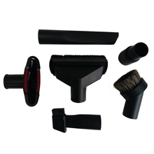Universal Vacuum Cleaner Accessories Cleaning Kit Brush Nozzle Crevice Tool for 32mm& 35mm Standard Hose 6pcs high quality vacuum cleaner accessory hose within the 32mm diameter 39mm without screw thread tube