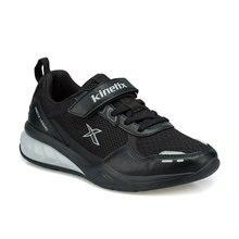 FLO JUSTUS J Black Male Child Hiking shoes KINETIX