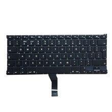 """لوحة مفاتيح جديدة في المملكة المتحدة لماك بوك اير 13 """"A1466 A1369 لوحة مفاتيح الكمبيوتر المحمول MD231 MD232 MC503 MC504 2011 15 سنوات"""