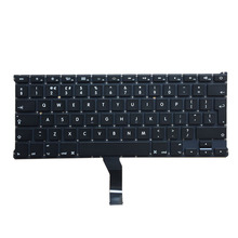 """Yeni İngiltere klavye için Macbook Air 13 """"A1466 A1369 Laptop klavye MD231 MD232 MC503 MC504 2011 15 yıl"""
