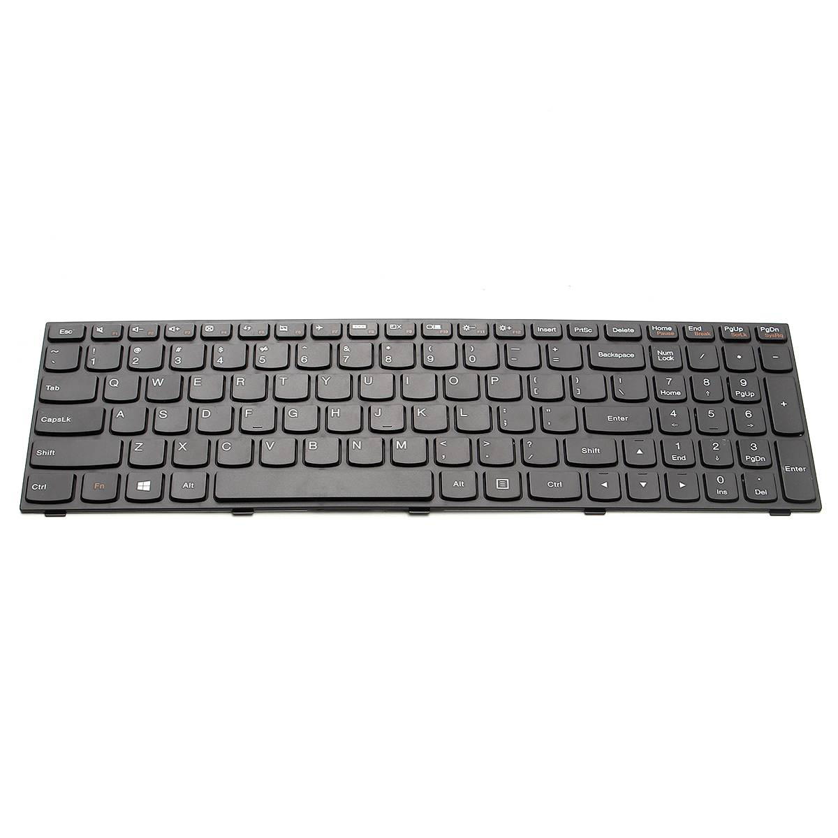 INSMA New For Lenovo B50-30 G50-30 G50-45 G50-70 G50-80 Z50-70 Laptop Keyboard 25214785 Key Caps Sets Late 2019 Mid 2010
