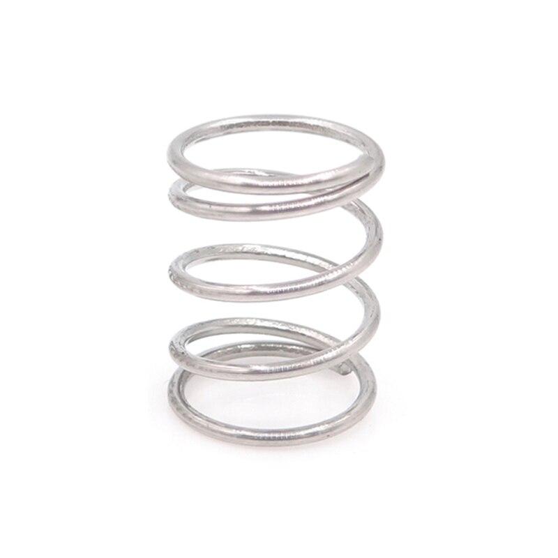 2pcs/lot  4lb Tension Custom Spring 2lb Spring For Sanwa JLF Joysticks Sanwa Springs Joystick Spring 2LB Springs 4lb Springs