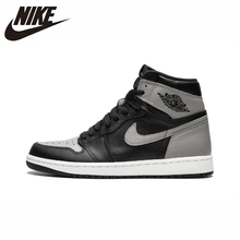 Nike Air Jordan 1 Original New Arrival Men Basketball Shoes Comfortable Outdoor Sports Sneakers #555088-013 nike air jordan 4 original men basketball shoes non slippery wear resisting air cushion outdoor sports sneakers 308497