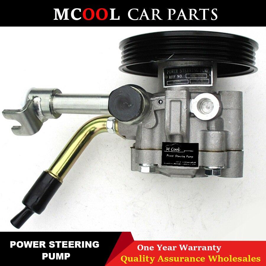 5//2005-/> YD25DDTI Power Steering Pump for Nissan Navara Pickup D40 2.5TD