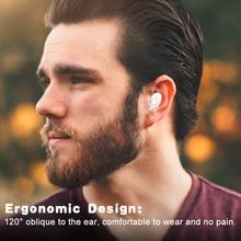 Mini Wireless Bluetooth Earphones In-ear Earpiece Phone Earphones Mic Sports Running Music Headset