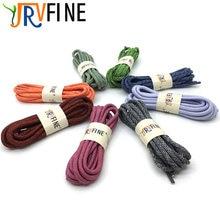Lacets ronds Dia 0.45cm épais Sport lacet Camouflage bonbons couleurs chaussures lacets corde pour toutes les chaussures de Sport 1 paire en gros