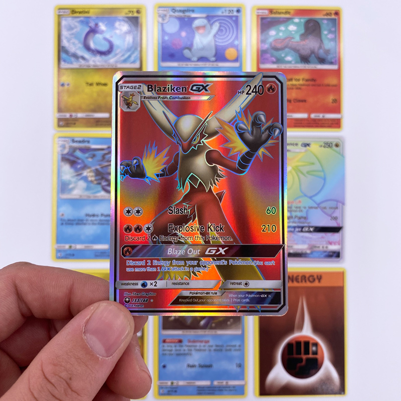 324 Cards Pokemon Card Sword & Shield Cosmic Eclipse Booster Box (Pack of 36) Trading Card Game Kids Collection Toy gift 5