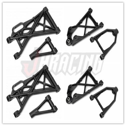 Front And Rear A Arm Kit For ROVAN ROFUN KM HPI BAJA 5B 5T 5SC