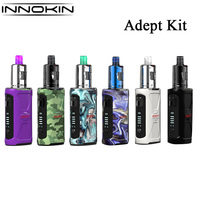 Original Innokin Adept Kit with Zlide Tank 2ml Atomizer waterproof 3000mAh Box Mod Electronic Cigarette Vaper Kit