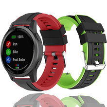 Silicone Watch Band For Xiaomi Huami Amazfit GTR 47MM Smart Wristband Men Women Sport Straps For Huami Amazfit Stratos 2/2S Pace(China)