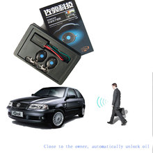 For Ford Automatic Sensor Built-in Lock Generator Inverter 3-5m Keyless Entry Car Engine Auto On/off With 2remote Control