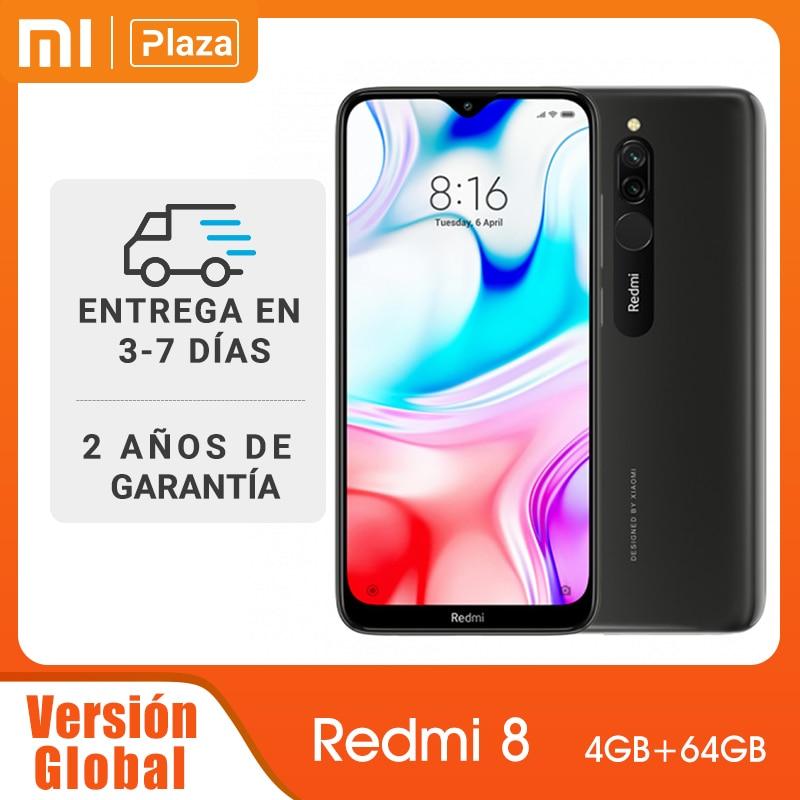In Stock Global Version Xiaomi Redmi 8 4GB 64GB Snapdragon 439 Octa Core 12MP Dual Camera Mobile Phone 5000mAh Large Battery OTA|Cellphones| - AliExpress