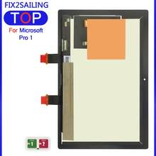 100%test High Quality New 10.6 Inch For Microsoft Surface Pro 1 Pro2 1514 1601 LCD Display Touch Screen Digitizer Assembly