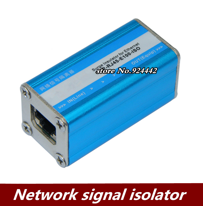 Network Security Unit Module Gigabit Network Signal Isolator Ethernet Network Cable Isolator Free Shippping