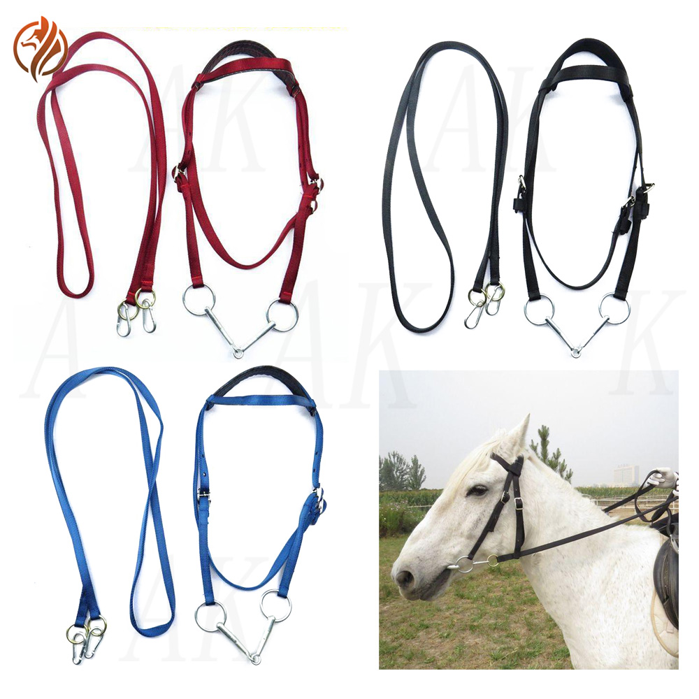 Professional Equestrian Sports Harness Bridle Horse Bridle Professional Equestrian Sports Equipment