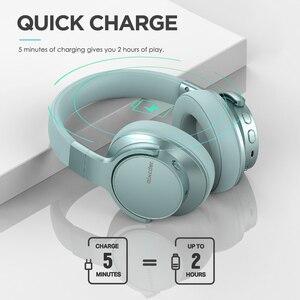 Image 2 - Mixcder E7 سماعة رأس لاسلكية HiFi نشط إلغاء الضوضاء بلوتوث V5.0 سماعة ANC سماعة أذن للهاتف