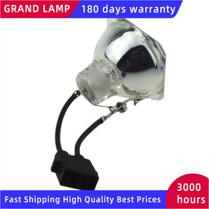 Image 2 - Kompatibel projektor lampe birne NP02LP für NEC NP40 NP40 + NP40G NP50 NP50 + NP50G ohne gehäuse 180 tage garantie HAPPYBATE