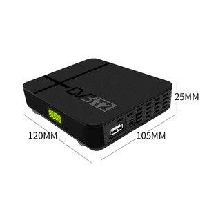 Image 3 - Vmade DVB T2フルhd 1080pデジタル地上波レシーバーdvb t MPEG 4テレビチューナー売掛金サポート3Dインタフェースミニセットトップボックス