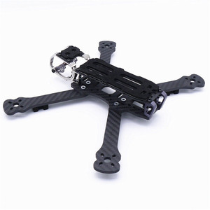 """Fonster BB5 236 millimetri 5 """"Compressa X In Fibra di Carbonio Quadcopter Kit Telaio 4 millimetri Piastra Inferiore Kit Per FPV freestyle Da Corsa del RC Drone(China)"""