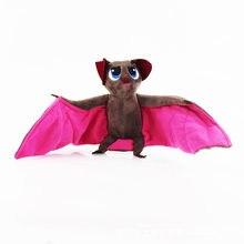 45cm * 18cm Dracula Frank Dennis Mavis yarasa yumuşak peluş oyuncak bebekler çocuklar çocuklar için F2 hediye