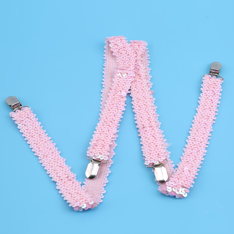Fashion Elastic Suspenders Adjustable Women Men Clip Bracket Elastic Sling Y-strap Sling Strap High Quality Clothes Accessories