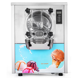 VEVOR Commercial Hard Ice Cream Machine Digital Display Ice Cream Maker Machine 16-20L/H for Restaurant Coffee