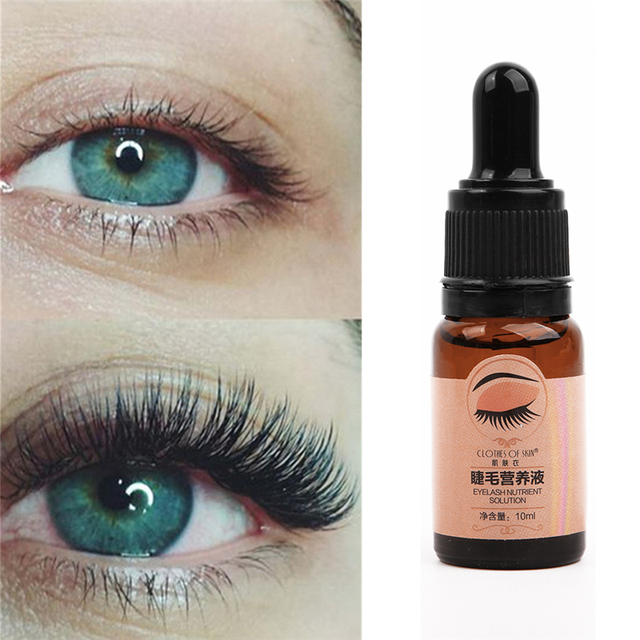 Eyelash Growth Enhancer Natural Vitamin E Treatments Lash Eye Lashes Serum Mascara Eyelash Serum Lengthening Eyebrow