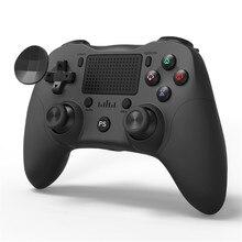 Für PS4 ANDROID PC Spiel Konsole Gamepad Drahtlose bluetooth Joystick Controller mit 6-Achse Griff Dualshock 4 Gamepad