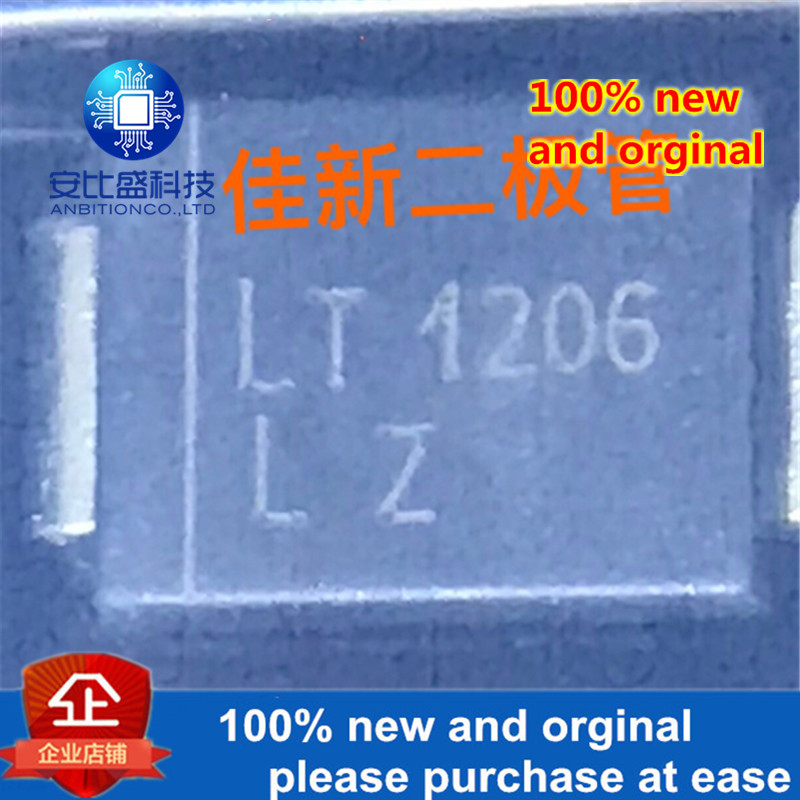 50pcs 100% New And Orginal SMBJ24A-F  24V UNIDIRECTIONAL TVS Diode DO214AA Silk-screen LZ  In Stock