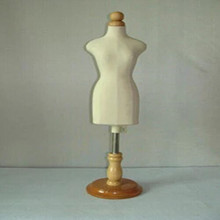 1/2 FEMALE body mannequin sewing for female clothes,busto dress form stand1:2 scale Jersey bust,mini size can pin. 1pc M00020H