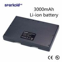 Nuevo Sparkole 14,8 V 3000mAh batería de iones de litio para Cleanmate QQ6 QQ6S (UL & CE aprobado) 800 ciclos
