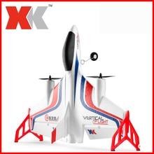 все цены на WLtoys XK520 RC Airplane Foam Glider 6 Channels Brushless Vertical Take Off Stunt Aerocraft Big Remote Control Aircraft Model онлайн
